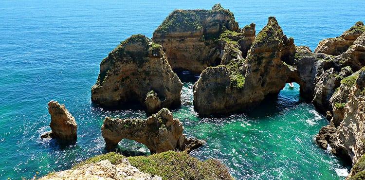 Vandringsresor på egen hand med EverTrek i Portugal