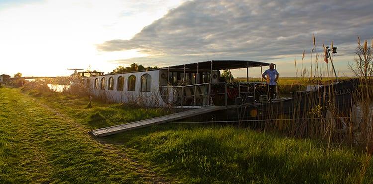 Båtcykling-Provence