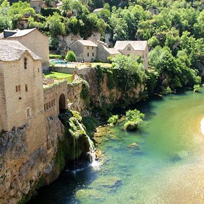 Gorges-du-Tarn-vandringsresa