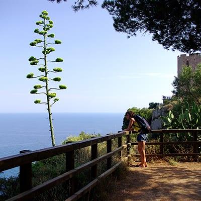 Costa-Brava-vandringsresor