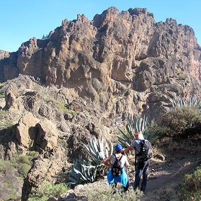 Gran Canaria vandringsresa