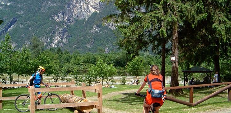 MTB resa Dolomiterna Trentino