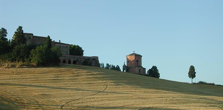 Cykelresor på egen hand med San Gimignano som utgångspunkt