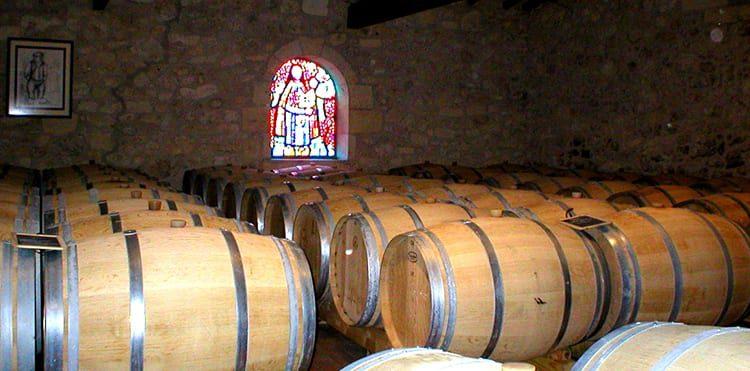 vintunnor i Bordeaux