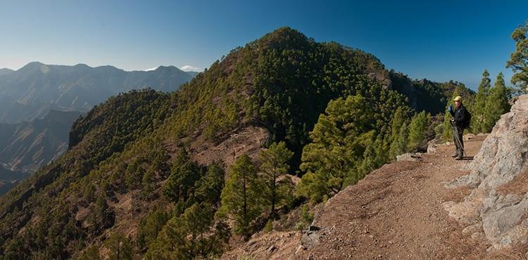 Vandringsresor Gran Canaria, Altavista, med EverTrek