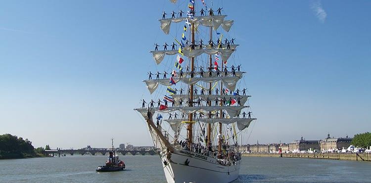 Bordeaux skepp