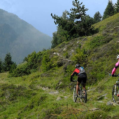 MTB resor i Pyrenéerna