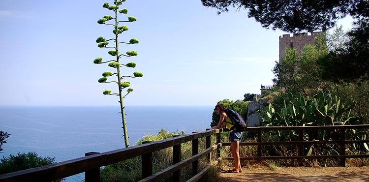 Vandring Costa Brava