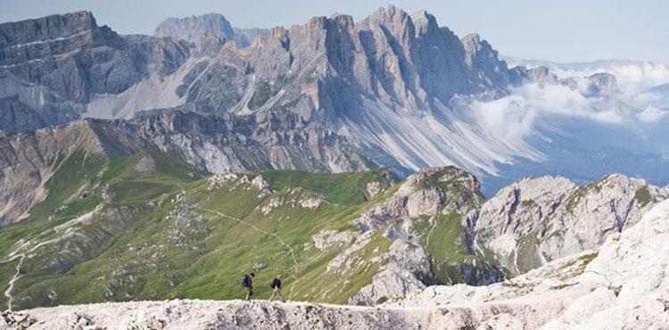 Vandring-Dolomiterna