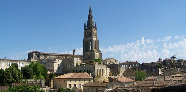 Vinvandringsresa-Bordeaux