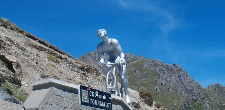 col du tourmalet mountainbike resor