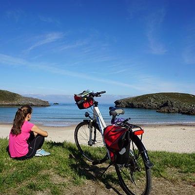 Cykelresor i Asturien i Spanien