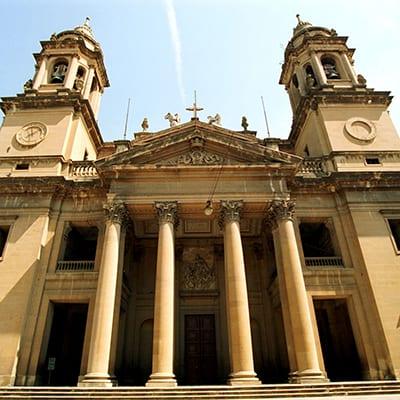 Katedralen i Pamplona