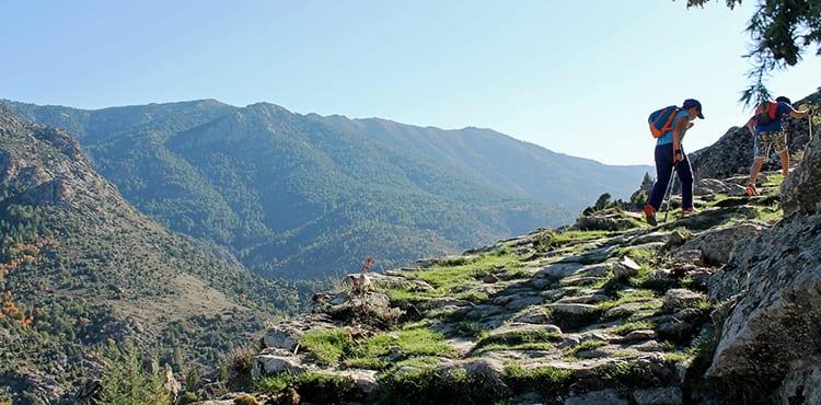 Scala-Korsika-vandring