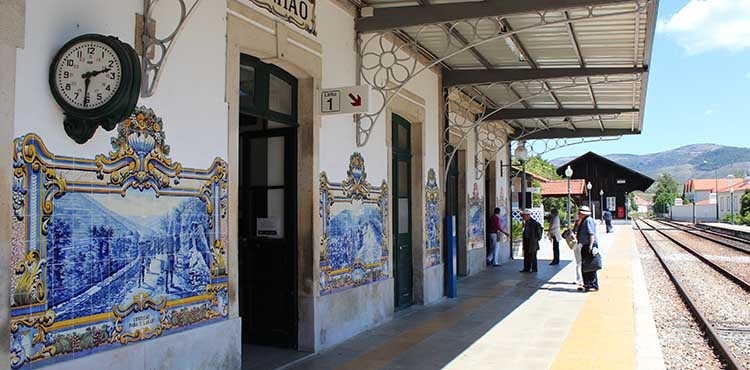 Duoro-Portugal-vandringsresor