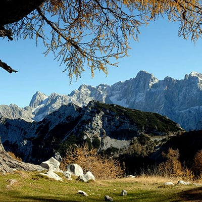 Slovenien-Julianska bergen-vandringsresor