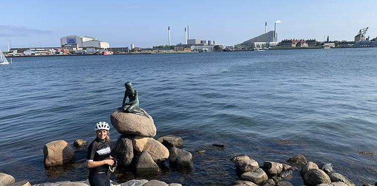 Den lilla sjöjungfrun Köpenhamn