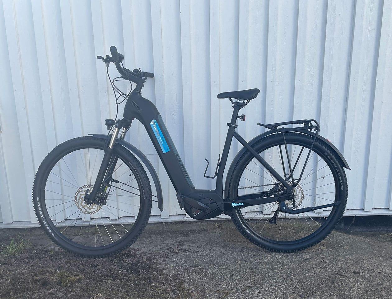 Cykelhyra - elcykel - Göteborg